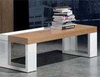 Mesa de centro rectangular ZONE