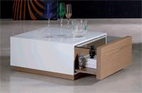 Mesa de centro rectangular modelo EXIT