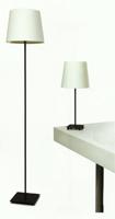 Pack de lámparas de pie y sobremesa modelo Banff