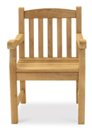 Royal Teak Classic 1P ArmChair - Banco de teca Royal Teak