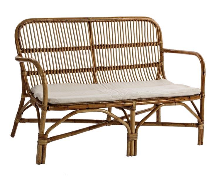 Conjunto muebles exterior rattan for Sofa exterior plegable