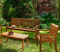 Piezas de muebles jard�n madera