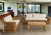 Conjunto salon Sof�s y mesa centro
