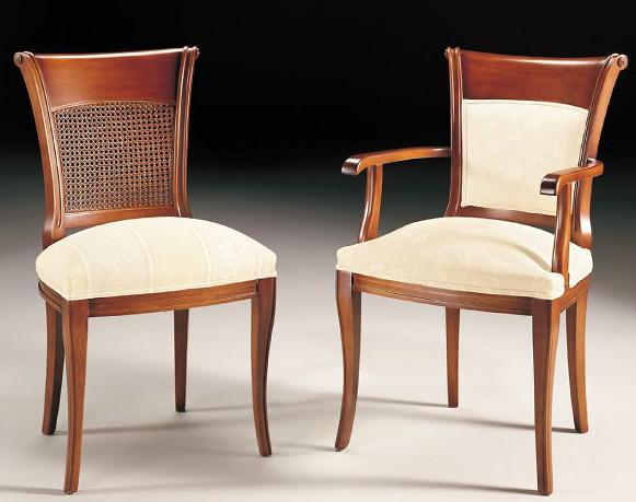 Silla y sill n cl sicos 11 muebles de comedor muebles de - Sillas de salon clasicas ...