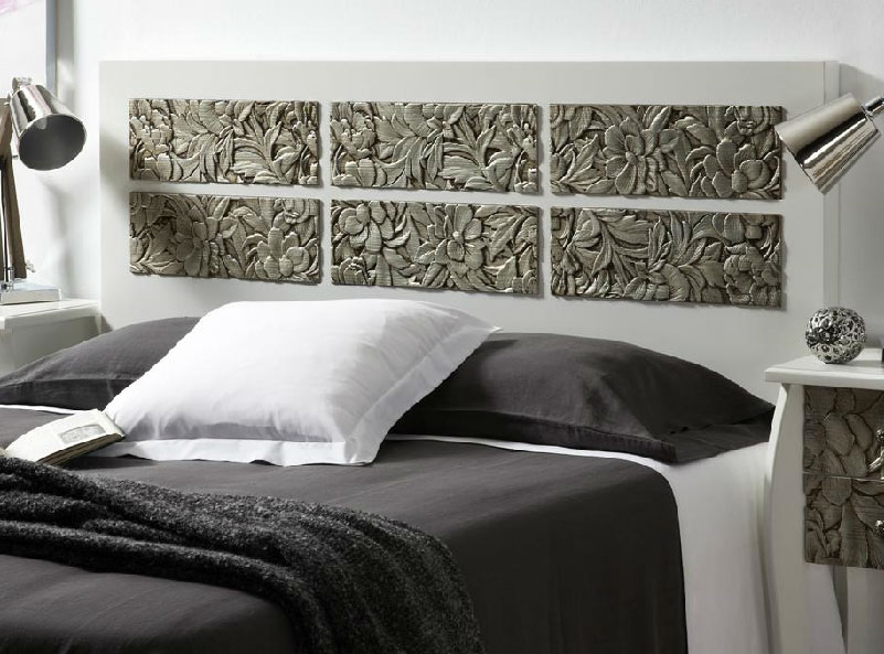 Top cabeceras de madera rustica wallpapers - Cabeceras de cama de madera ...