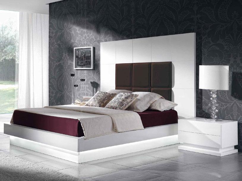 Juego dormitorio acabado lacado cabecero madrid alicante - Cabecero con fotos ...
