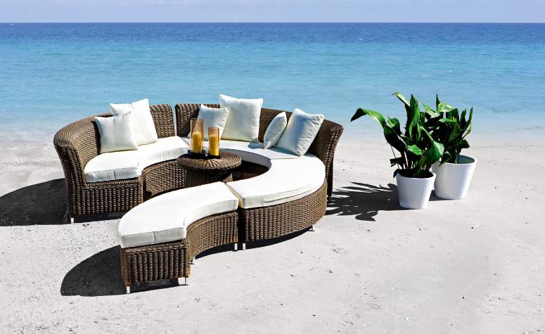 conjunto sofá mirage Muebles de Terraza y Jardín, Sofás de ...