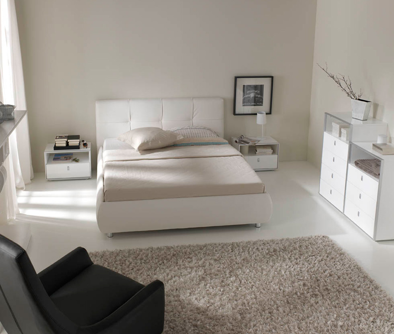Decorar cuartos con manualidades cabeceros cama tapizados - Imagenes de cabeceros tapizados ...