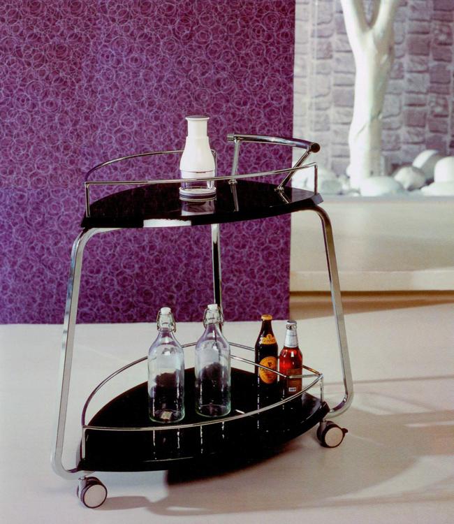 Carro camarera para sal n decoraci n y accesorios muebles for Carrito camarera carrefour