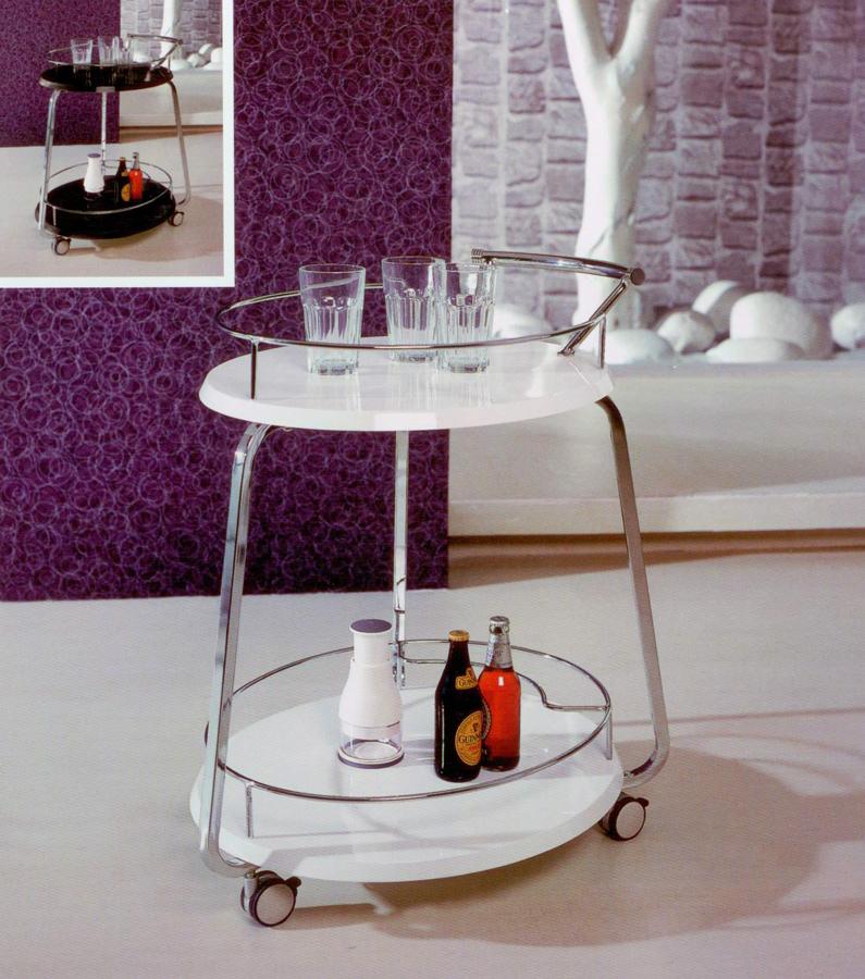 Carro camarera para sal n decoraci n y accesorios muebles for Camarera mueble