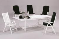 Set sillas y mesa madera modelo CERAM