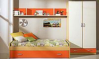 ACG- Composición dormitorio juvenil 06