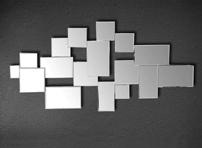 Espejo varios rectangulares 01