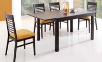 Mesa de comedor y sillas 510