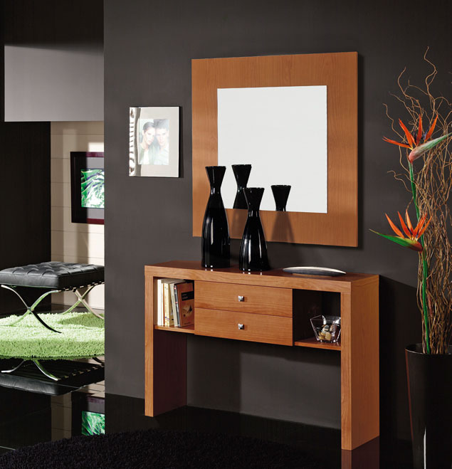 consola y espejos chapa sinttica consolas y entradas muebles de comedor muebles de interior muebles para el saln todos mia home