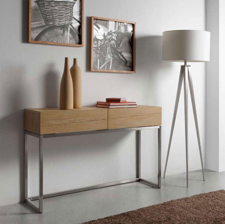 Muebles madrid muebles arganda muebles san sebasti n de - Consola estilo industrial ...