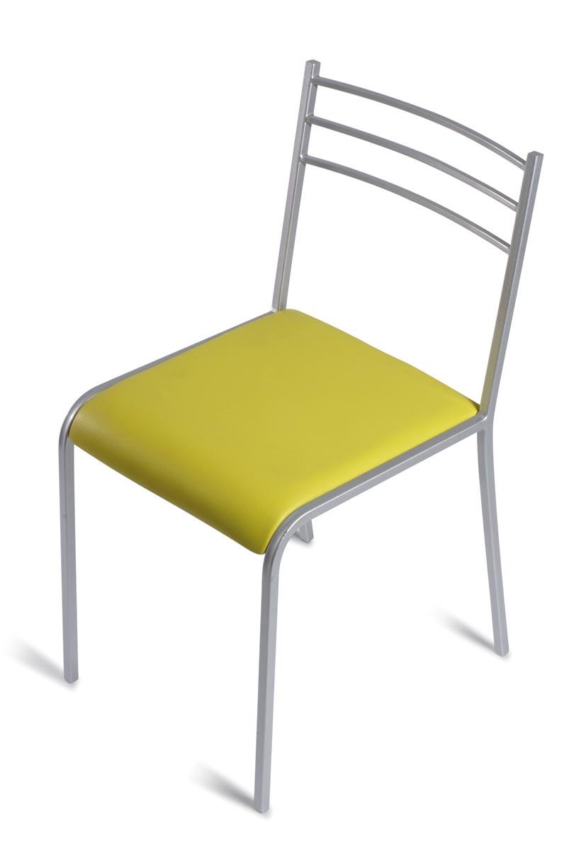 Mesas y sillas para cocina varios colores madera y cristal for Sillas madera colores