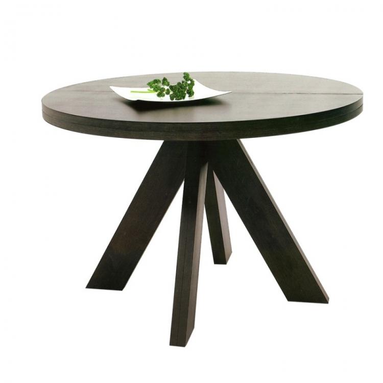 Mesa extensible redonda oval alicante murcia - Mesa circular extensible ...