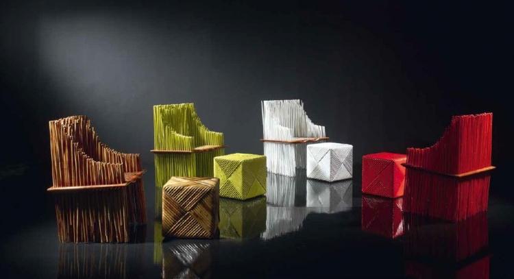 Conjunto de asientos Tsubo - Conjunto de asientos Tsubo