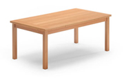 "Dining Table Ducth 182x105 - Mesa de chapa natural ""Ducth"""