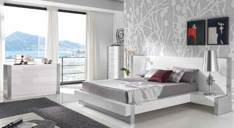Espejo vestidor c moda dormitorio modernos valladolid burgos for Espejo dormitorio