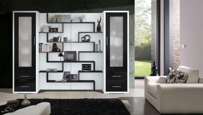 Muebles madrid muebles arganda muebles san sebasti n de for Vitrinas salon modernas