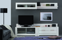 Salón blanco serie EFI 05