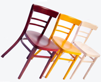 Silla idea para hosteler�a en todos los colores