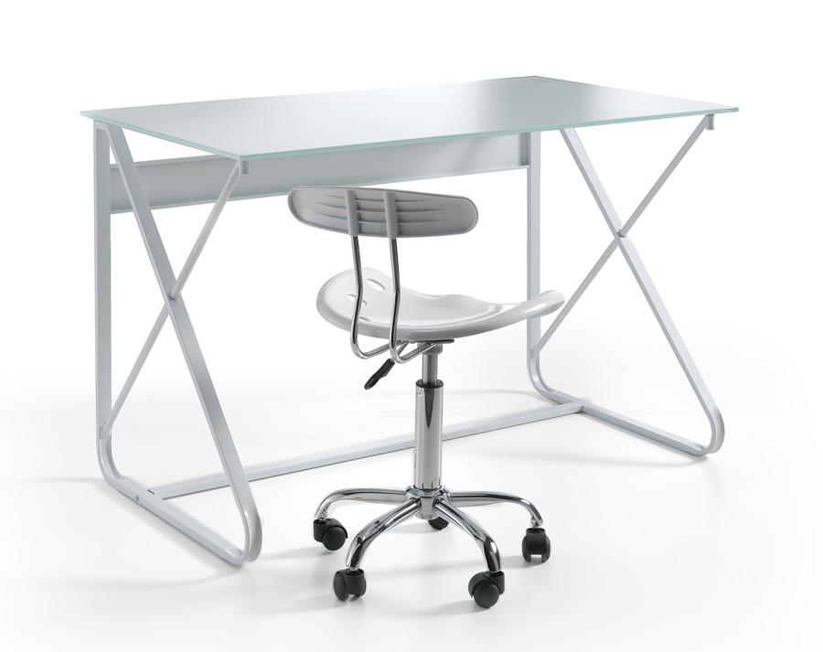 Mesa de escritorio moderna escritorio y sillones muebles for Mesas escritorio modernas