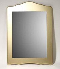 Espejo marco dorado CARPE
