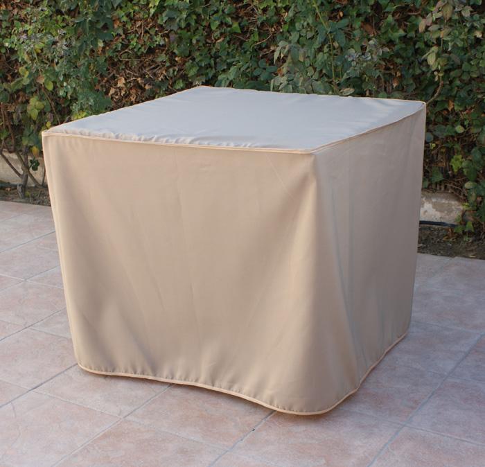 Fundas para mesas de exterior mesas de teca o madera - Fundas mesa jardin ...