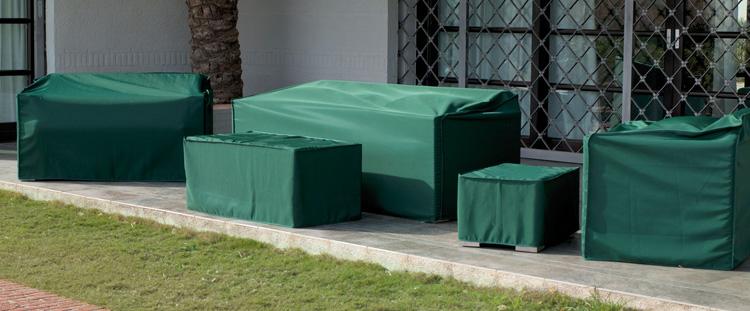 Iniciar una terraza en canarias for Fundas muebles terraza