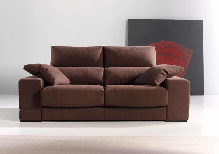 C mo limpiar sof s tapizados en tela - Como limpiar un sofa ...