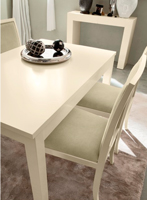 Mesa de Comedor Lux o silla Didima - Mesa de Comedor Lux o silla Didima fabricado en cerezo macizo