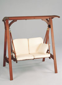 Balancín madera modelo MELISA
