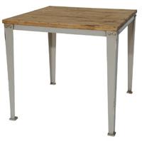 Mesa taller de madera - Tapa de madera