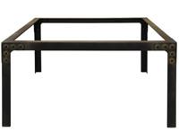 Pie de mesa industrial - Angulo de 70x70