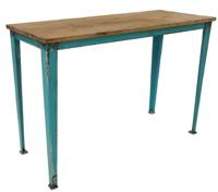 Mesa de taller alta - Madera Vintage