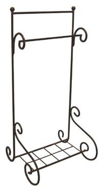Toallero modelo Caracol de forja - Toallero modelo Caracol de forja