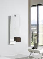 Consola con espejo de colgar moderna - Conjunto de entrada