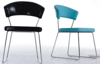 silla moderna Fedra
