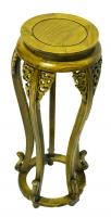 Pedestal de dise�o oriental - Pedestal oriental