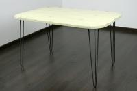Mesa de comedor de dise�o moderno - Mesa baja