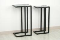 Mesas modernas Metal