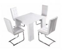 Mesa consola extensible moderna - Mesa consola extensible de comedor
