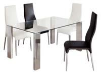 Mesa de comedor Corina - Mesa de comedor moderna