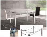 Mesa de comedor Lizan - Mesa de comedor moderna