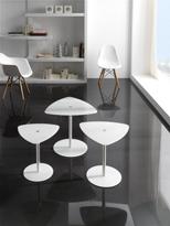 Conjunto de mesas bajas