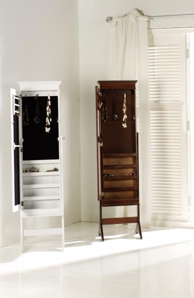 Joyero espejo vestidor - Mueble espejo joyero ...