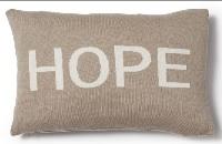 Coj�n beige HOPE